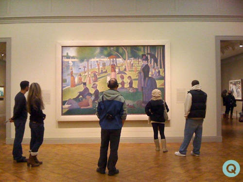 Seurat-Art-Institute-Chicago