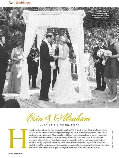 weddings featured in southern living weddings magazine q blog