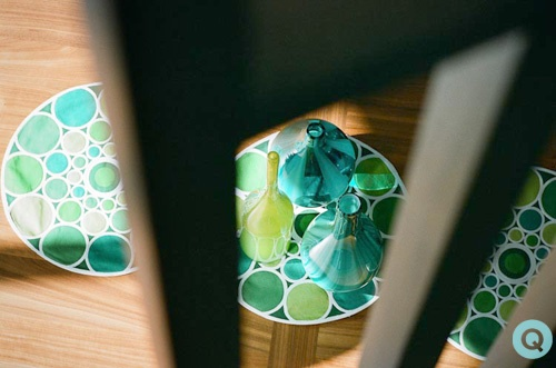 Blue-Green-Vases