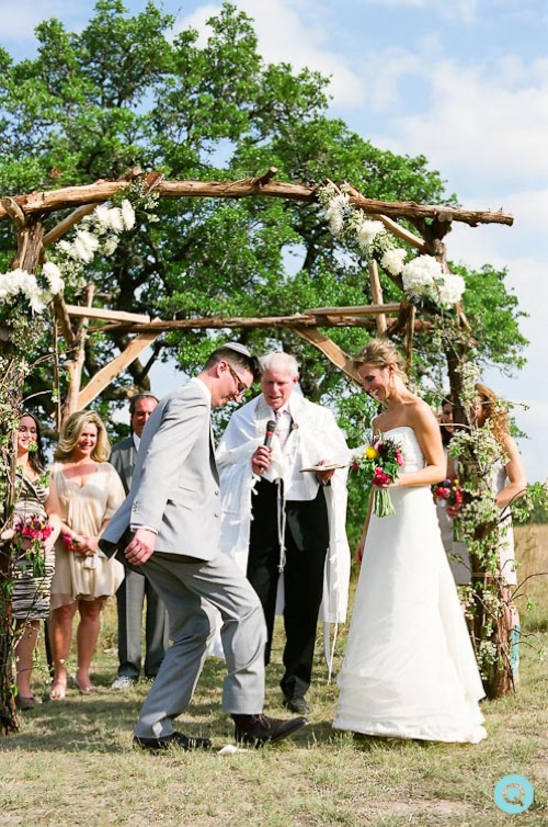 rustic Wimberly Texas wedding 11 tm Red Corral Ranch wedding on Style Me Pretty