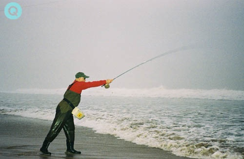 fly fishing casting tm saltwater fly fishing in the Pacific Ocean