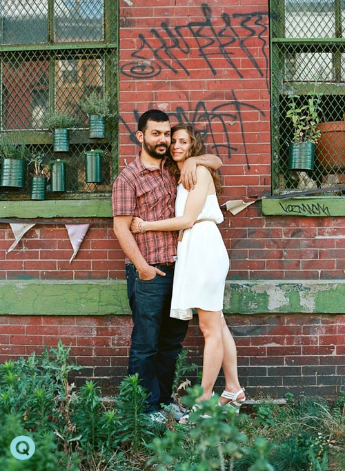brooklyn engagement session 1 tm engagement session on Brooklyn Bride
