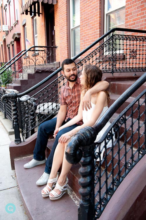 brooklyn engagement session 4 tm engagement session on Brooklyn Bride