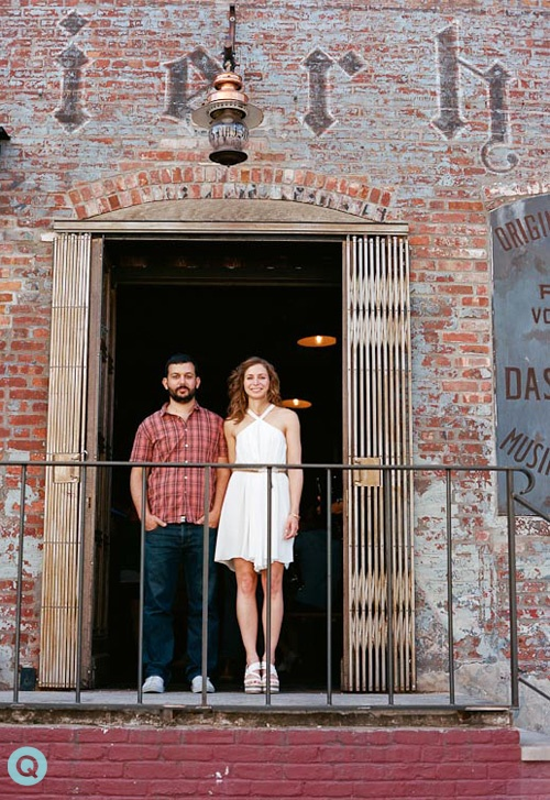 brooklyn engagement session 7 tm engagement session on Brooklyn Bride