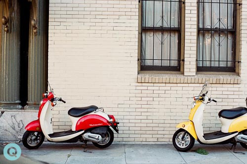 Vespa-Scooter-California