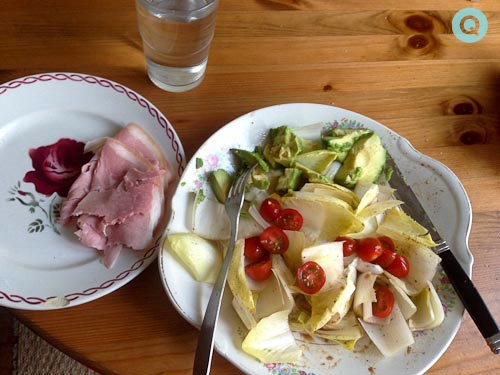 Paris-Endive-Salad-Dinner