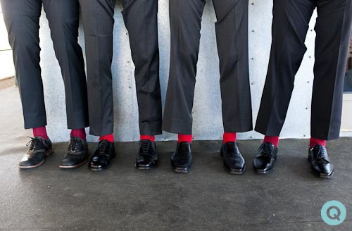 Red-Socks-Groomsmen