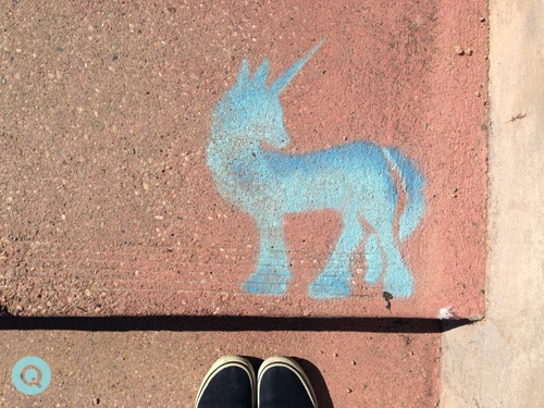 Unicorn-Graffiti