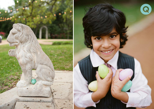 QWeddings Indian fusion wedding 21 Modern Indian wedding and Easter Egg hunt