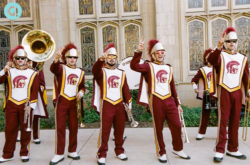 USC-band-Fight-On