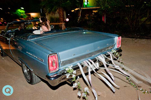 vintage-ford-just-married
