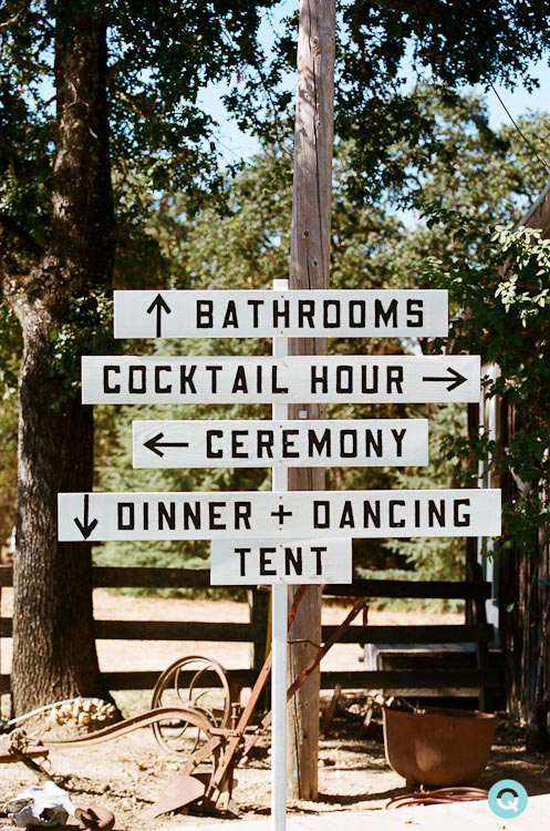 wedding signs cocktail hour decorating ideas for a black tie bohemian wedding