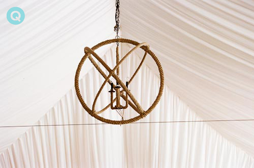 wedding tent macrame light decorating ideas for a black tie bohemian wedding