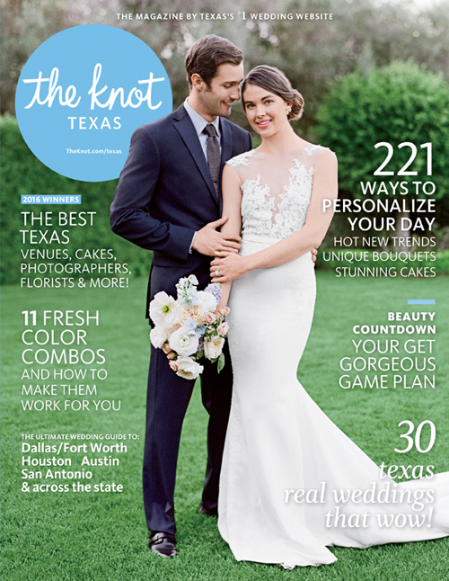 The Knot Texas Spring 2016